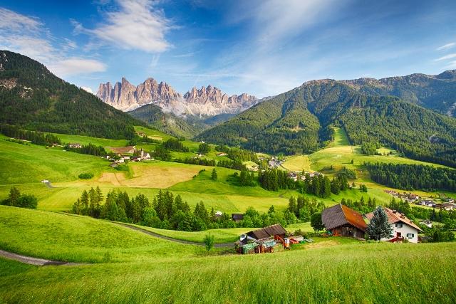 Najbolje mjesto za upoznavanje Italija