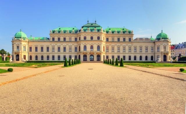 U društvu Gustav Klimt-a u Beču