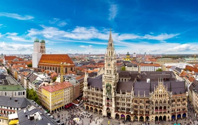Oktoberfest u München-u, 1 dan