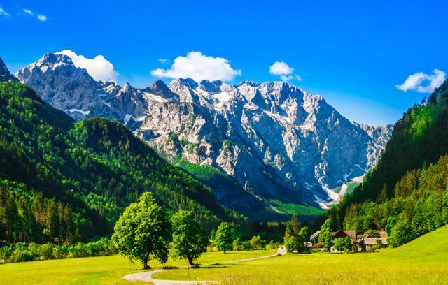 Logarska dolina i Mozirski gaj