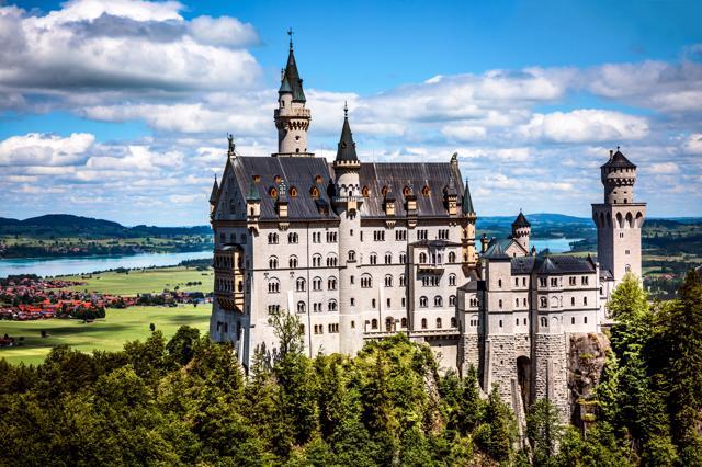 München i dvorci Bavarske, 3 dana