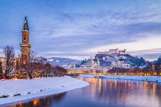 Advent u Salzburgu