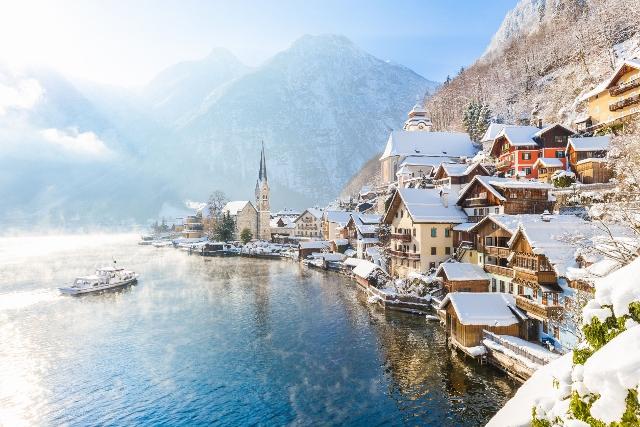 Advent na Austrijskim jezerima: Hallstatt, St. Gilgen, St. Wolfgang