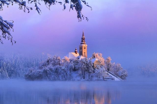 Advent Bled i Ljubljana