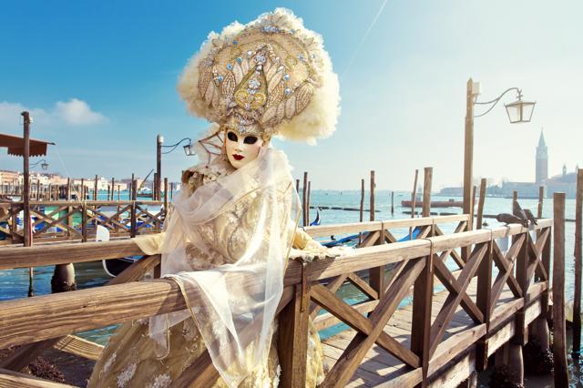 Karneval u Veneciji: Let Anđela
