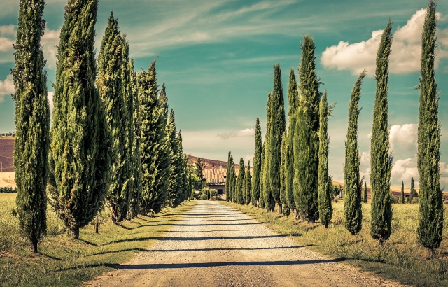 Čarolija Južne Toskane