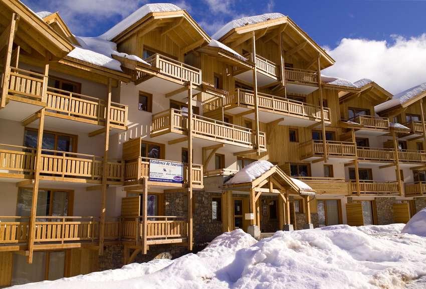 Le Parc des Airelles 3*, skijanje sa prijevozom