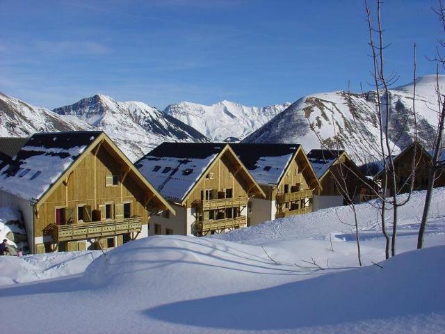 Les Fermes de St Sorlin 3*, skijanje sa prijevozom