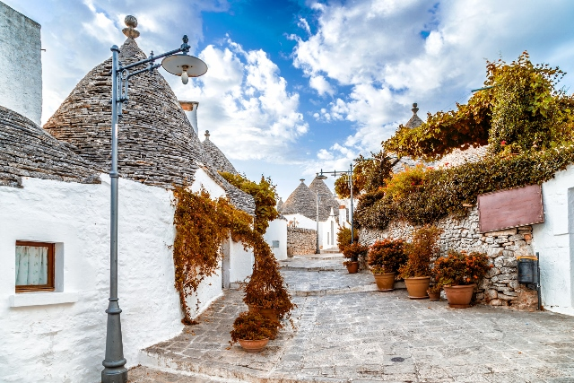 Apulija i Basilicata, polazak iz Splita