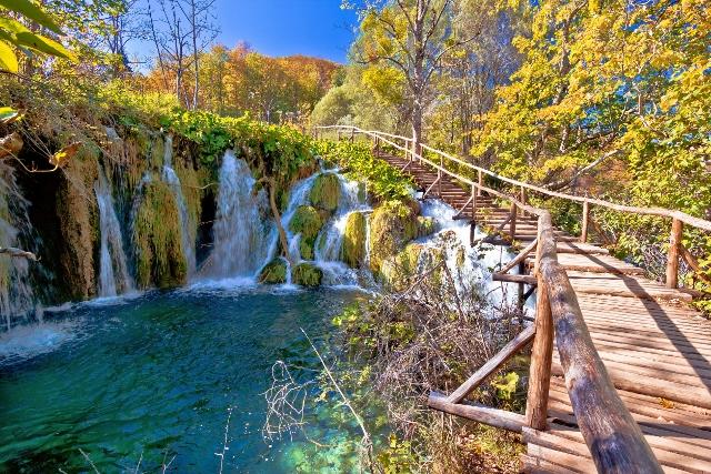 Excursion to Plitvice Lakes