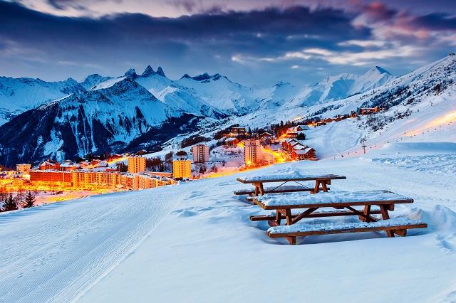 Skijanje Megeve - Hotel Les Loges Blanches
