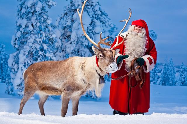 Advent Rovaniemi - u gradu Djeda Božićnjaka