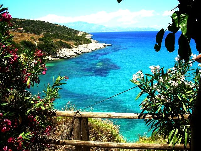 Grčka - Samos, Samos
