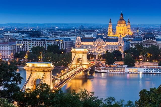 Advent u Budimpešti, polazak iz Splita