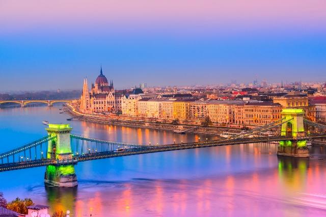 Budimpešta i izložba Fride Kahlo, polazak iz Splita
