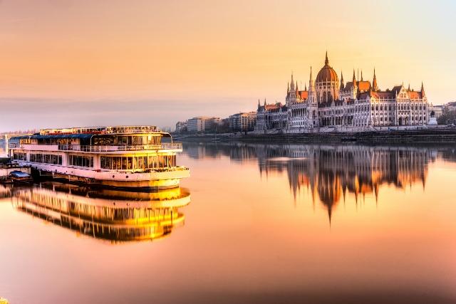 Proljeće u Budimpešti, 1 dan