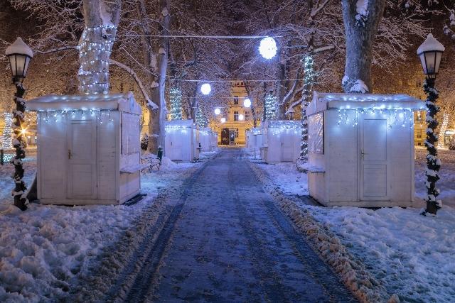 Čarolija Božića u Zagrebu i Božićna bajka obitelji Salaj