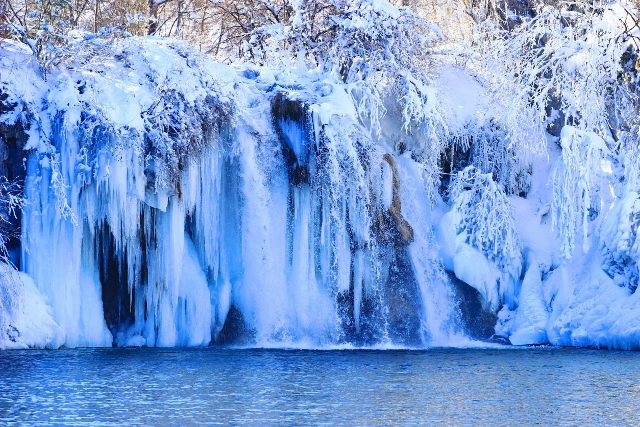 Zimska bajka Plitvičkih jezera