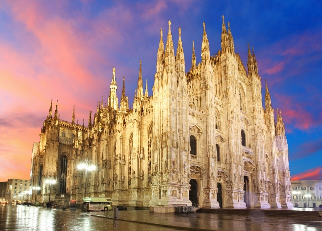 Bergamo, Milano, Verona i izložba Fride Kahlo