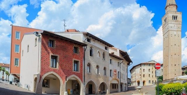 Conegliano, Pordenone i sajam cvijeća