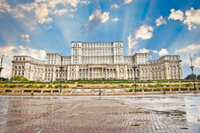 Bukurešt i Transilvanija