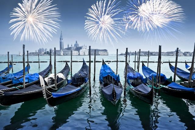 Nova godina u Veneciji