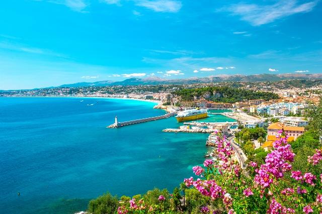 Azurna obala, 4 dana