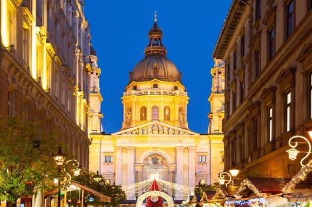Advent u Budimpešti, 3 dana