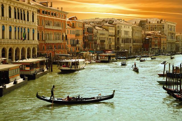 Tajne Casanove, Venecija