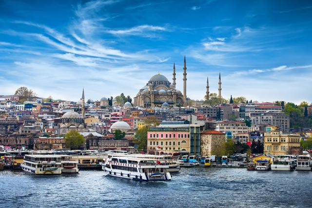 Istanbul, 4 dana