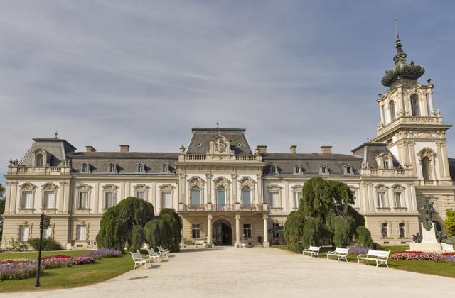 Dvorac Festetics i Vinski podrum Esterhazy, 1 dan