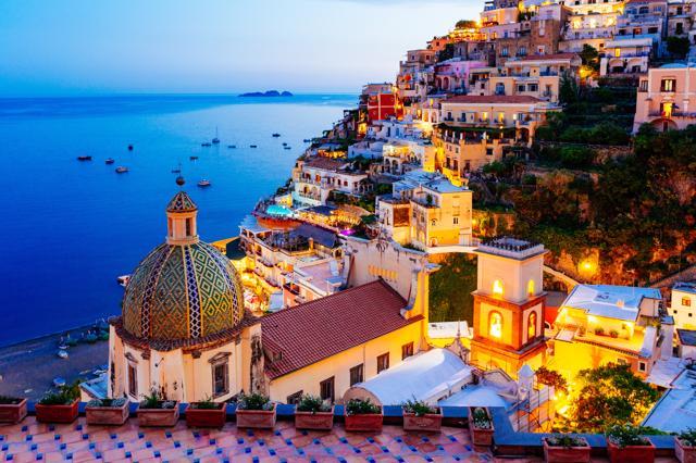 Amalfi obala i Capri, polazak iz Splita