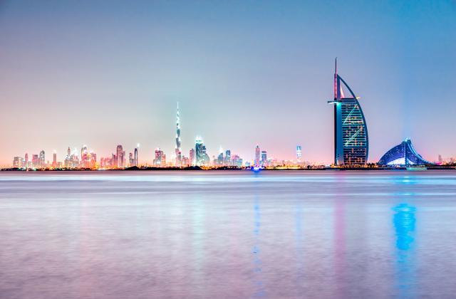 Dubai, 4 dana
