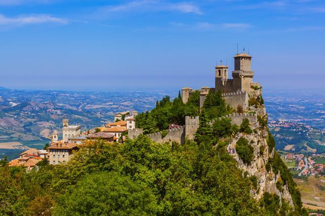 Padova, Ravenna i San Marino, 2 dana