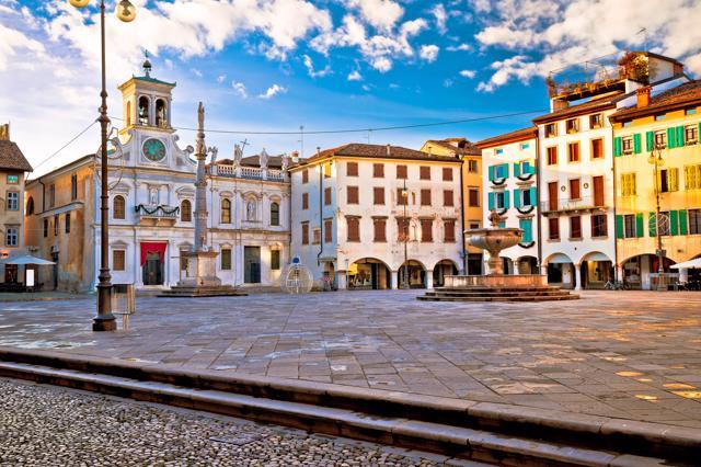 Spilimbergo i Udine