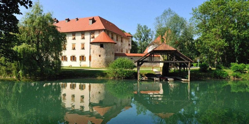 Romantični odmor za dvoje, Otočec, Slovenija
