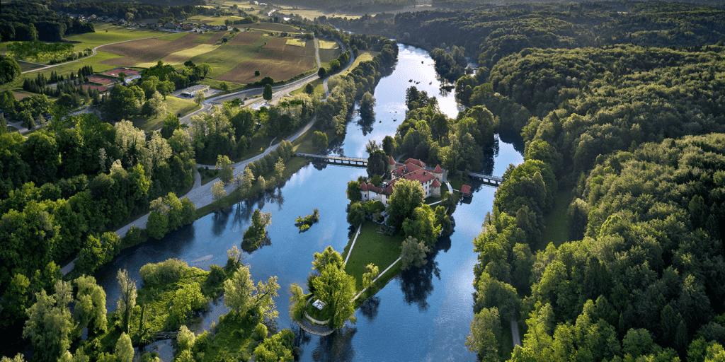 Grad Otočec, wellness odmor u Sloveniji