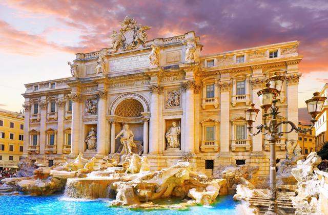 Rim i Vatikan, 4 dana