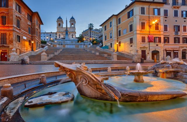 Rim i Vatikan, brodom iz Splita