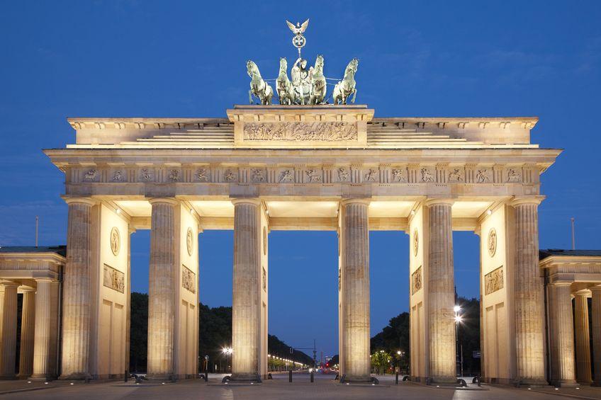 Prag i Berlin