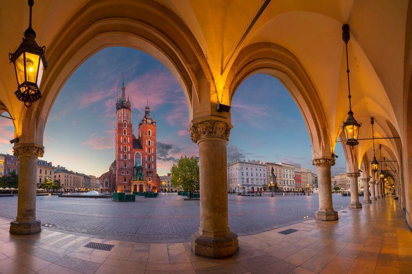 Hodočašće u Poljsku, polazak Dubrovnik