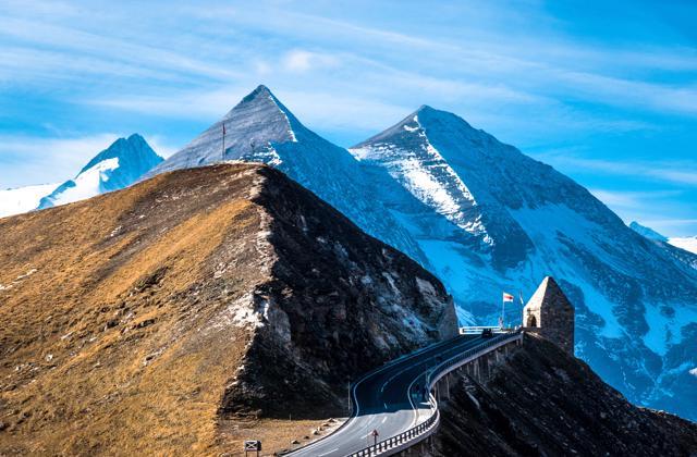 Alpska cesta Grossglockner, 1 dan
