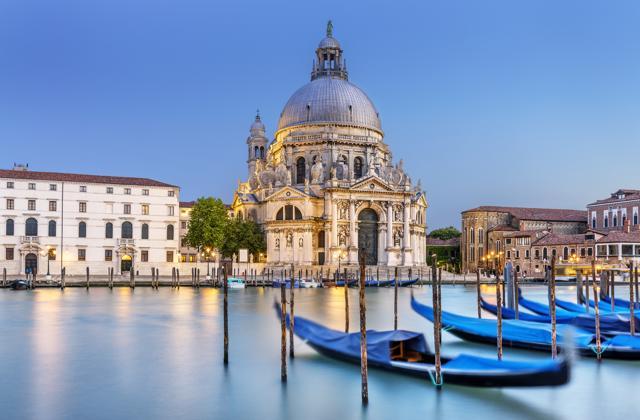 Venecija, otoci lagune i Noventa di Piave, polazak Split