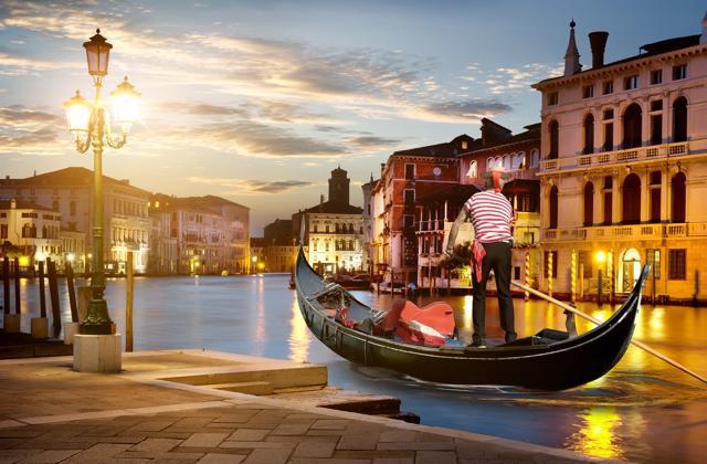 Dan žena u Veneciji