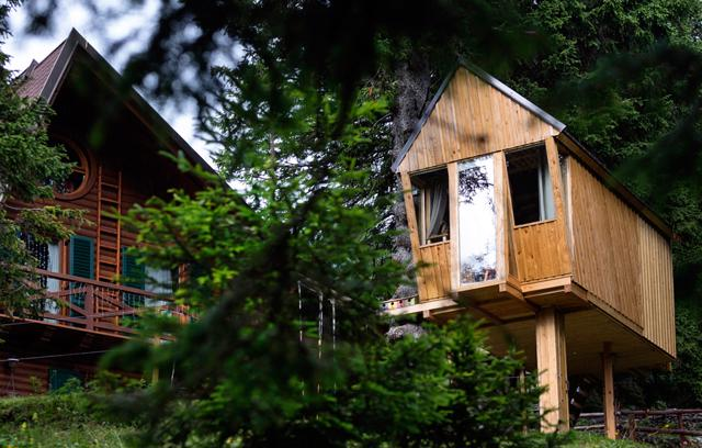Planinska kuća Alpinka