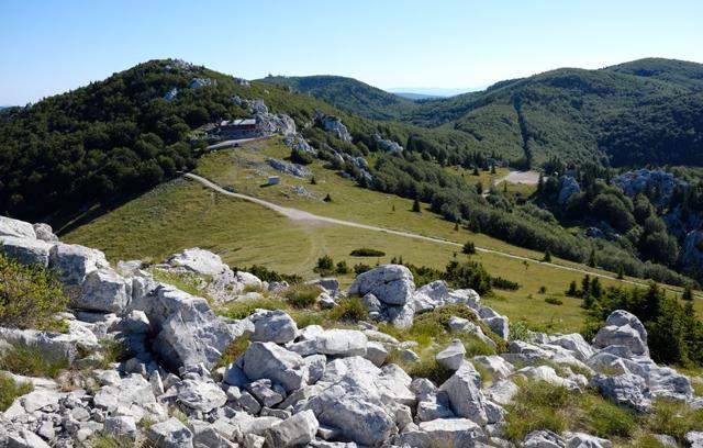 NP Sjeverni Velebit i Premužićeva staza, polazak iz Splita
