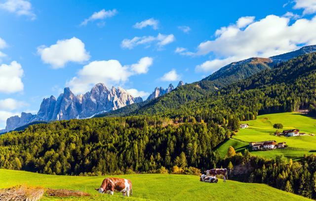Bajka Dolomita, 4 dana